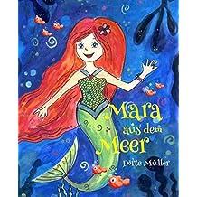 Mara aus dem Meer: Kurzgeschichten und Gedichte  rund ums Meer (German Edition)