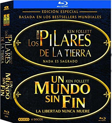 Los Pilares De La Tierra+Un Mundo Sin Fin [Blu-ray]