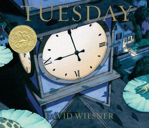Tuesday (English Edition)
