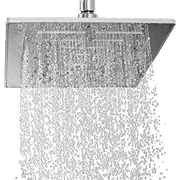 Vadania Dual Functional Shower System 300mm Rain Shower