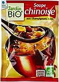 Jardin Bio Soupe Chinoise aux Champignons Noirs 40 g - Lot de 6...