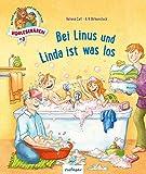 Vorlesebären: Bei Linus und Linda ist was los