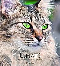 Chats : Races, comportements, éducation par Michel Viard