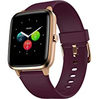 Noise Colorfit Pro 2 Full Touch Control Smart Watch (with Cloudbased Watch Faces) - Deep Wine