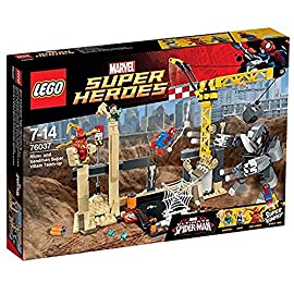 LEGO-Marvel-Super-Heroes-76037-Rhino-und-Sandman-Allianz-der-Superschurken