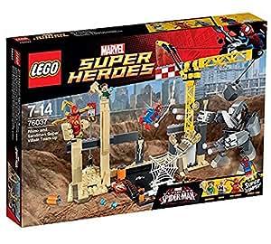 LEGO Super Heroes 76037 - L'Alleanza Criminale di Rhino e L'Uomo S
