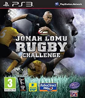 Jonah Lomu Rugby challenge [import anglais] by Ps3 (B005J2J7JY) | Amazon price tracker / tracking, Amazon price history charts, Amazon price watches, Amazon price drop alerts