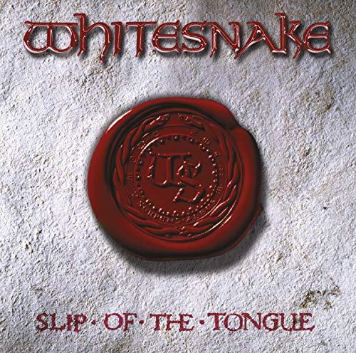 Slip of the Tongue - Whitesnake's eighth album