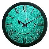 meSleep Wink Wall Clock (With Glass)