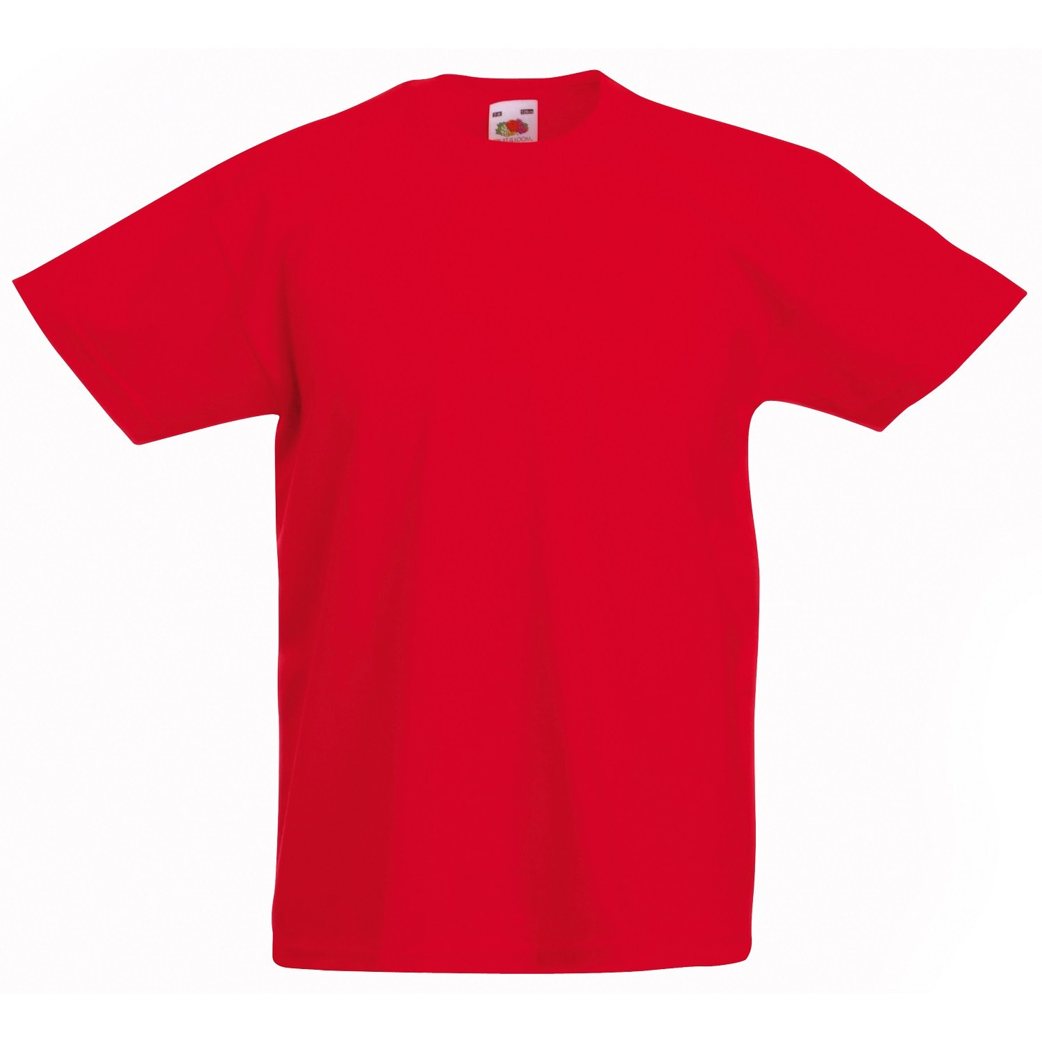 Red t shirt artee shirt for The red t shirt company
