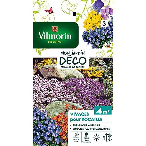 Vilmorin : Fleurs Vivaces Pour Rocaille