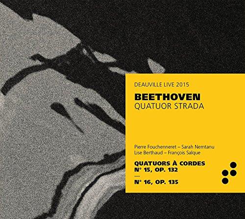 Beethoven: Streichquartette Nr. 15 Op.132 & 16 Op.135