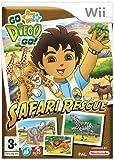 Go Diego Go - Safari Rescue (Wii)