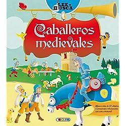 Caballeros medievales (Lee y busca)