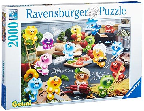 Ravensburger 16608 - Küche, Kochen, Leidenschaft