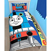 Thomas the Tank Engine Team Single Duvet Cover Set