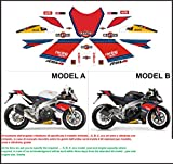Kit adesivi decal stickers APRILIA RSV4 MARTINI (ability to customize the colors)
