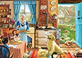 Gibsons Home Sweet Home Jigsaw Puzzle (1000 Pieces)