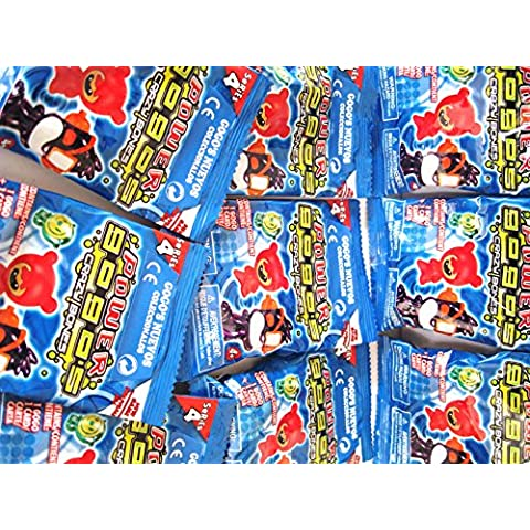 50 sobres Power Gogos Crazy Bones - Serie 4
