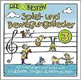 Die 30 besten Spiel- und Bewegungslieder Vol.3 - Simone Sommerland