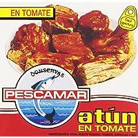 Pescamar Atún en Tomate, Fácil Apertura - 80 g
