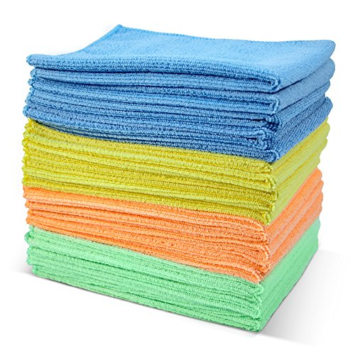 Masthome Cleaning Cloths 4-Color...