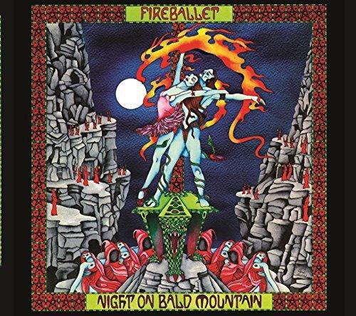 Fireballet: Night on Bald Mountain (Audio CD)