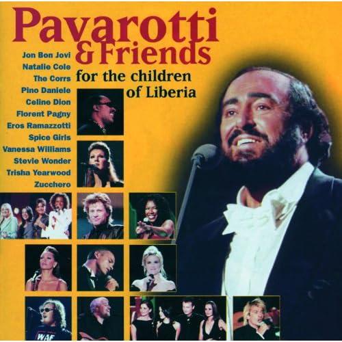 Pavarotti & Friends For The Children Of Liberia