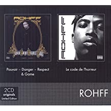 Coffret 2 CD (P.D.R.G. & Le code de l'horreur)