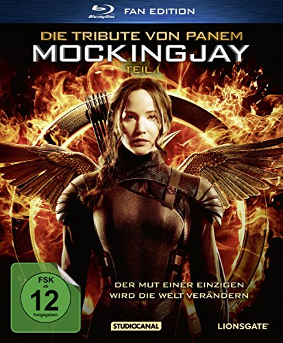 Die Tribute von Panem – Mockingjay Teil 1 (Fanedition) [Blu-ray]