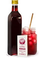 Keynote Kokum Syrup (with Cumin/Jeera) Glass Bottle of 520 ml