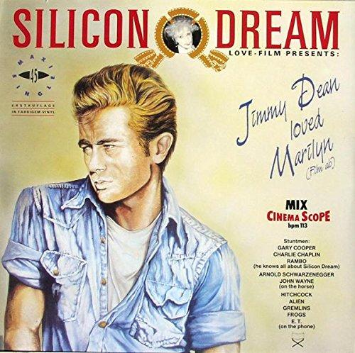Jimmy Dean loved Marilyn (Film ab) Cinema Scope-Mix/East of Eden-Mix [Erstausgabe in farbigem Vinyl, 1988] [12