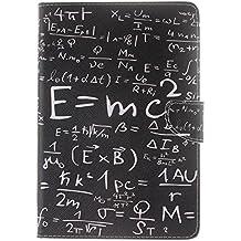 """KATUMO Carcasas Funda Protector para Tablet Samsung Galaxy Tab S2 8"""" Cover Cubierta Cuero Fundas Libro Samsung Tab S2 8 pulgadas SM-T713N Caso-#2Negro 2"""