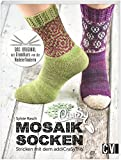 CraSy Mosaik – Socken: Stricken mit dem addiCraSyTrio