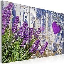 murando - Cuadro en Lienzo 120x80 !!! Cuadro en Lienzo - Impresion en calidad fotografica - Cuadro en lienzo tejido-no tejido flores 030110-34