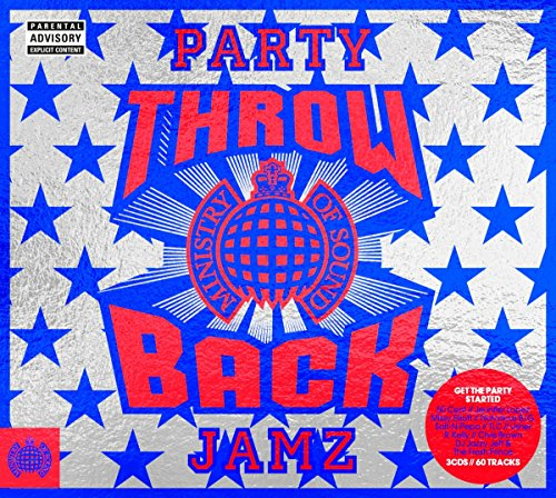 Ministry of Sound: Throwback Party Jamz
