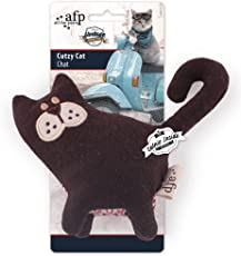 All For Paws Vintage - Cutzy Cat - Catnip Filled Cat Toys 1 Pc