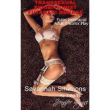 Transsexual Exhibitionist Futanari Ménage: Futas Interracial Adult Theater Play (Futanari Public Exhibitionism  Book 2) (English Edition)