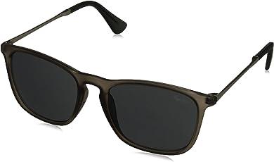 Pepe Jeans UV Protected Wayfarer Men's Sunglasses - (PJ7341C4 54 Grey)