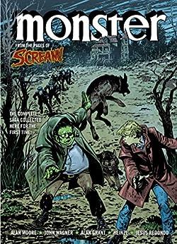 Monster by [Moore, Alan, Wagner, John, Grant, Alan]