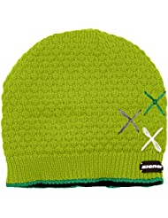 Ziener Niños itcha Kids Gorro, otoño/invierno, infantil, color lime green/jolly green, tamaño XS