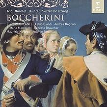 Boccherini: Trio, Quartet, Quintet & Sextet for strings
