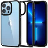 Spigen Ultra Hybrid Hoesje Compatibel met iPhone 13 Pro -Matte Black