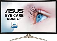 Asus 31.5 inch Curved Full HD Eye Care Monitor (1920 x 1080 pixels) - VA327H