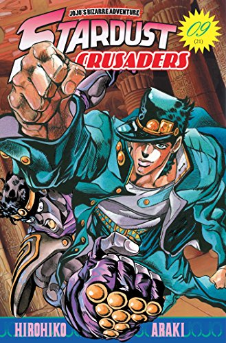 Jojo's bizarre adventure - Saison 3 - Stardust Crusaders Vol.9