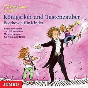 Königsfloh und Tastenzauber Beethoven für Kinder