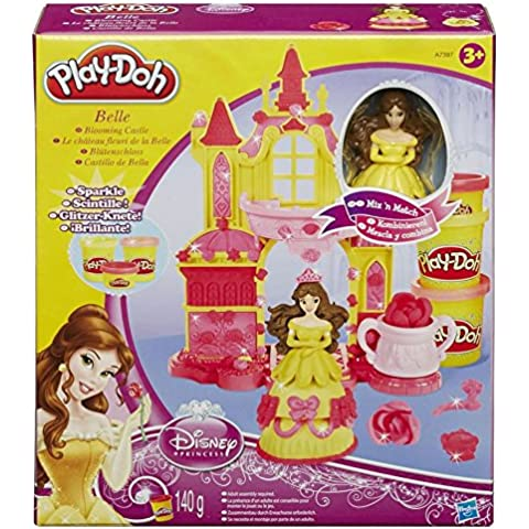 Play-Doh Disney Princess Belle Blooming del