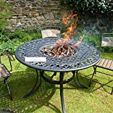 VISTERA EATON FIRE PIT TABLE