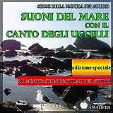 Suoni della natura per studio: suoni del mare con il canto degli uccelli: edizione speciale