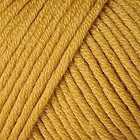 50Gr. Cora FB. 504Ocra, nuovo di zecca, Maglia di lana, Lana merino, Online, Linea 20